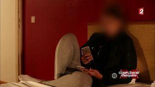 """""""Complément d'enquête"""". Proxénète à 17 ans (FRANCE 2 / FRANCETV INFO)"""