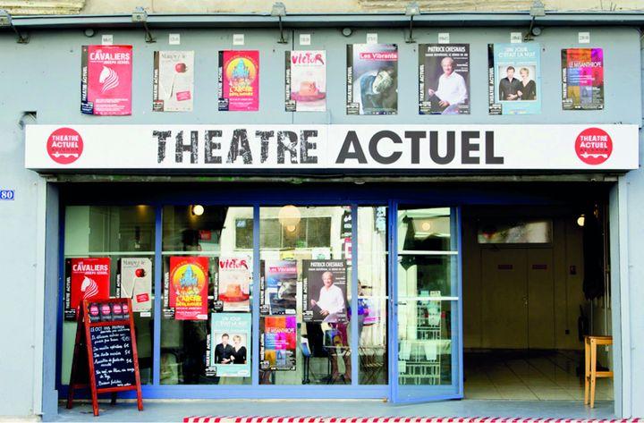 Le Théâtre actuel, antenne de l'ATA à Avignon. (DR)