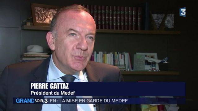 Gattaz anti FN