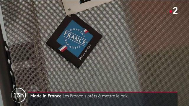 Consommation : les produits français ont la cote