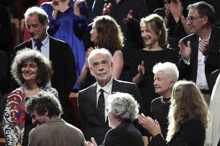 Coppola à Lyon (LAURENT CIPRIANI/AP/SIPA / SIPA)