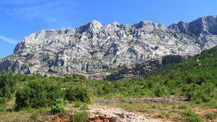 La montagne Sainte-Victoire, une muse pour Cézanne  (SYLVESTRE/MAXPPP)