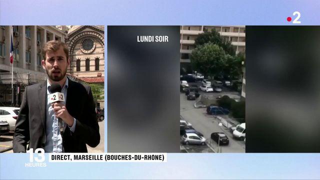Marseille : la piste d'une tentative d'intimidation privilégiée