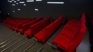 """Le cinéma Pathédes Docks 76 à Rouen diffusait le film """"Babysitting 2"""",le 20 décembre 2015, quandun spectateur s'est levé et a crié""""Allahou akbar"""". (A. GELEBART / 20 MINUTES / SIPA)"""