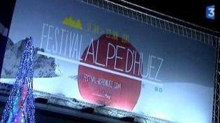 Le festival international du film de comédie de l'Alpe-d'Huez 2011  (Culturebox)