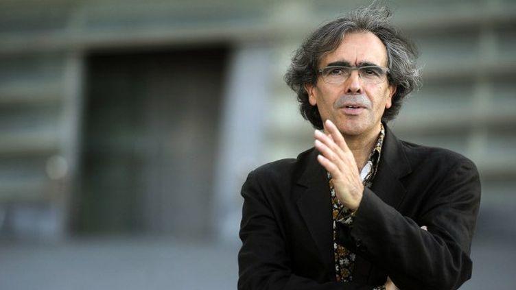 Le réalisateur François Dupeyron en 2013 à San Sebastian (Espagne)  (RAFA RIVAS / AFP)