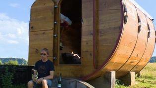 camping belgique (FRANCE 2)