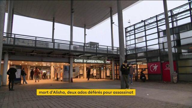 Mort d'Alisha à Argenteuil : un couple d'adolescents déféré pour assassinat