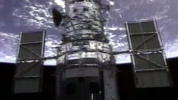 La Sation spatiale internationale ISS. (F2)