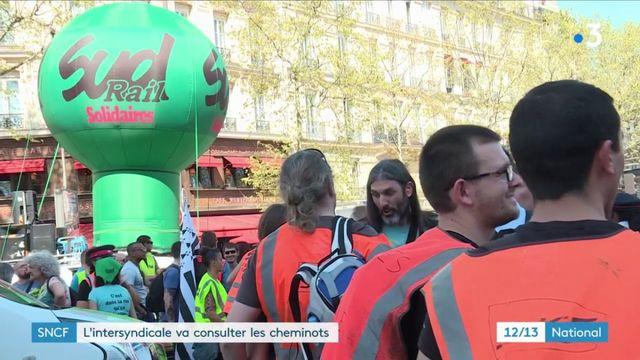 SNCF : un vote des cheminots pour décider de la suite du mouvement