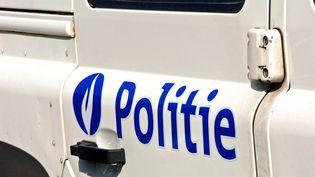 Une voiture de police belge (photo d'illustration) (SEBASTIEN JARRY / MAXPPP)