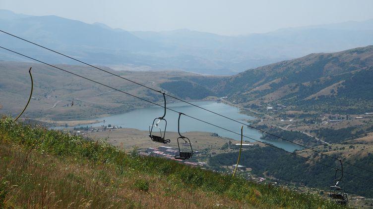 La station de ski de Jermuk en Arménie, en 2017. (GARNIK MANUKYAN / EYEEM / EYEEM)