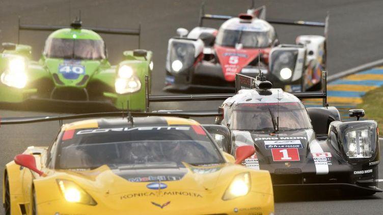 Les 24 Heures du Mans. (AFP)