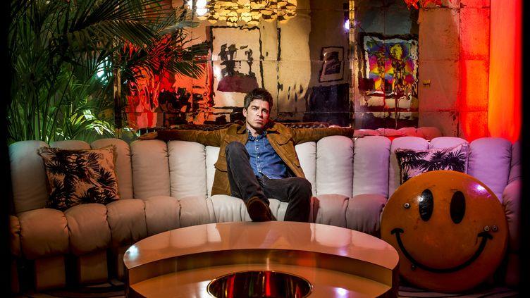 Noel Gallagher sort son troisième album solo post-Oasis. (LAWRENCE WATSON)