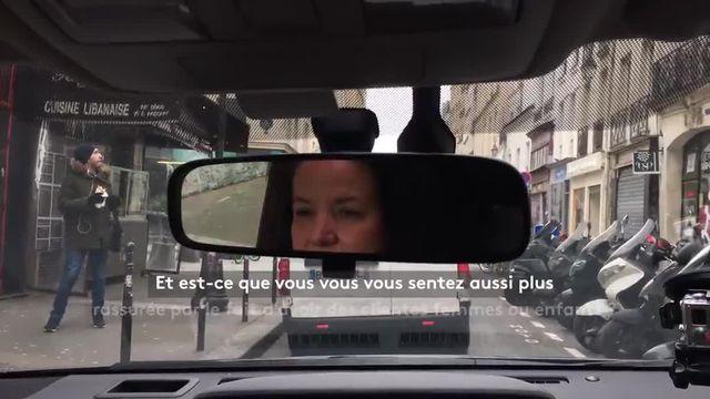 On a testé : des taxis uniquement conduits par des femmes