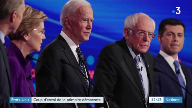 États-Unis : aucun résultat communiqué après le coup d'envoi de la primaire démocrate