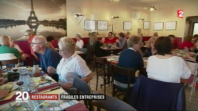 Restaurants : fragiles entreprises