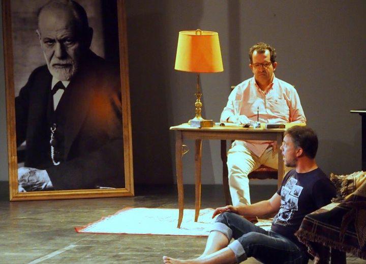 """Les dernières répétitions de """"Faust"""" avant la première le 21 juillet  (Myriam Gaudin)"""