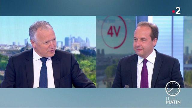 """Covid-19 : Jean-Christophe Lagarde met en garde contre un """"déconfinement d'esbroufe"""""""
