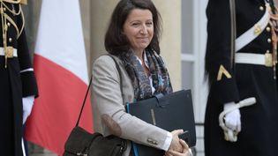 La ministre des Solidarités et de la Santé, Agnès Buzyn, le 6 mars 2019 à Paris. (LUDOVIC MARIN / AFP)