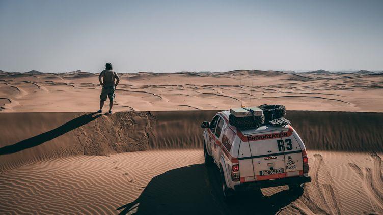 Reconnaissances sur le Dakar 2021