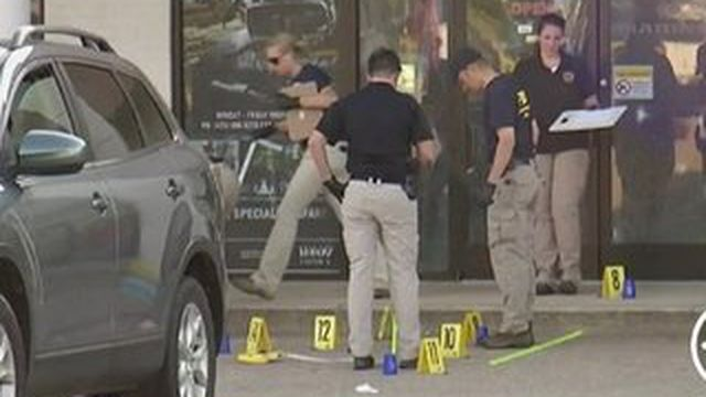 Fusillade aux États-Unis : quatre marines abattus à Chattanooga