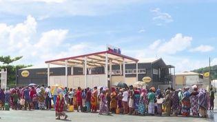 Mayotte : poussée de l'épidémie de coronavirus (FRANCE 3)