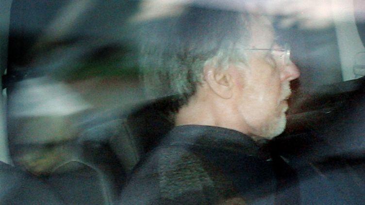 Michel Fourniret, àCharleville-Mezieres, le 19 mai 2008. (ALAIN JULIEN / AFP)