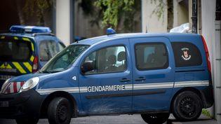 Murielle Bolle de retour au palais de justice de Dijon après son malaise et son passage à l'hôpital, le 29 juin 2017. (MAXPPP)