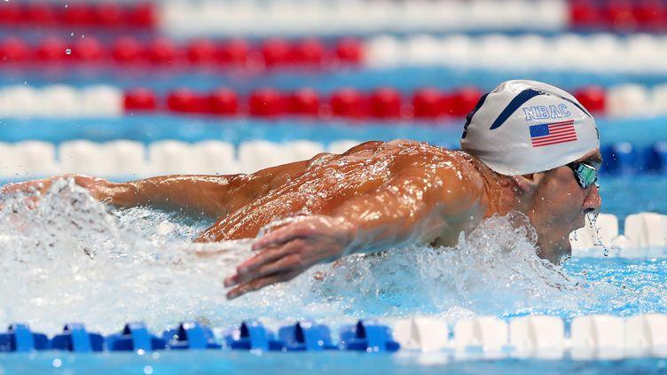 Michael Phelps (TOM PENNINGTON / GETTY IMAGES NORTH AMERICA)