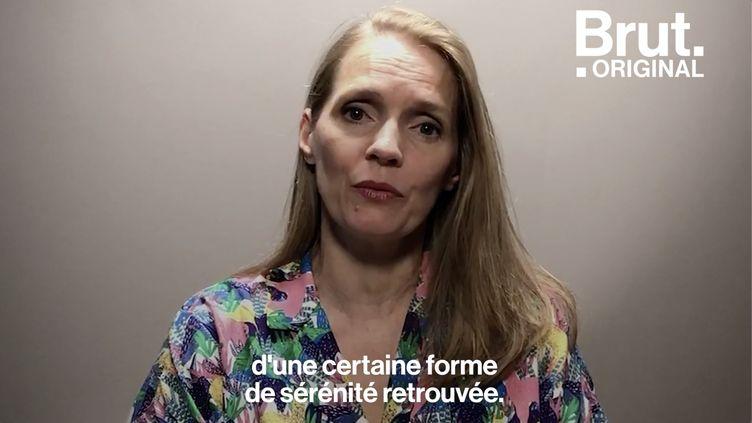 """VIDEO. Camille Froidevaux-Metterie : """"Abandonner le soutien-gorge, je crois que ça renvoie à une dynamique de libération"""" (BRUT)"""