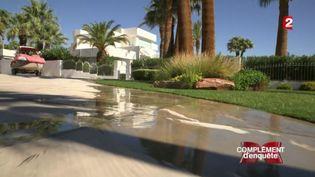 A Las Vegas, un nouveau métier : chasseur de fuites d'eau (FRANCE 2 / FRANCETV INFO)