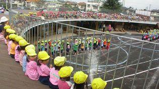 Tezuka Architects - Ecole maternelle Fuji (Japon)   (Katsuhisa Kida/FOTOTECA)