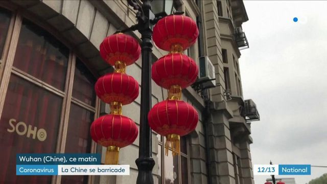 Coronavirus : la Chine se barricade pour endiguer l'épidémie