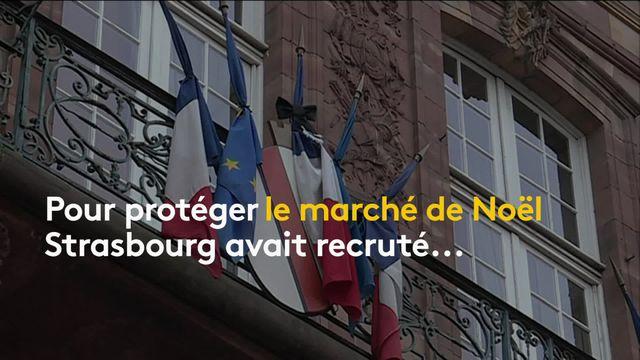 Strasbourg : une sécurité insuffisante au marché de Noël ?