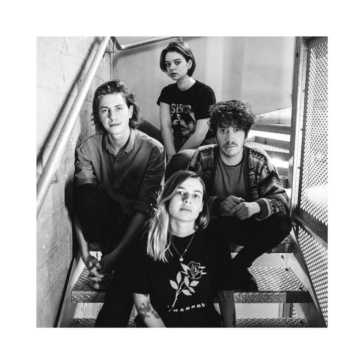 Le groupe We hate you please die le 2 novembre 2019. (WE HATE PLEASE DIE)