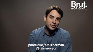 VIDEO. Les moments qui ont marqué la vie de Julian Bugier (BRUT)