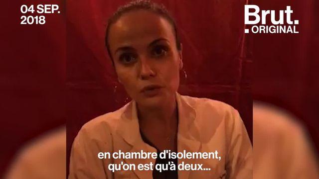 Ils sont en grève depuis 53 jours maintenant. Les personnels soignants de l'hôpital Pinel d'Amiens déplorent un manque de moyens. L'une d'entre eux, Alexandra, raconte son quotidien.