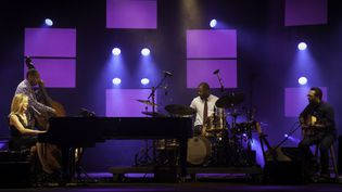 Diana Krall à Jazz à Vienne 2016  (Marion Tisserand)