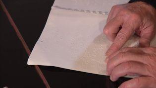 Le braillebénéficie des nouvelles technologies. (CAPTURE D'ÉCRAN FRANCE 3)