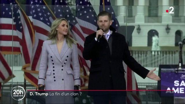 États-Unis : quelles conséquences l'assaut du Capitole aura-t-il pour Donald Trump et sa famille ?