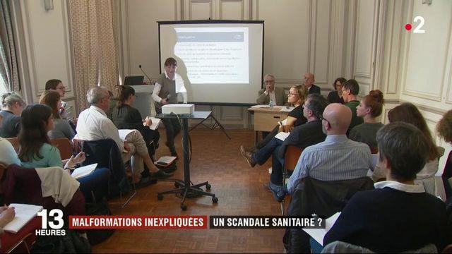 Des cas de malformations inexpliquées de bébés dans trois communes françaises