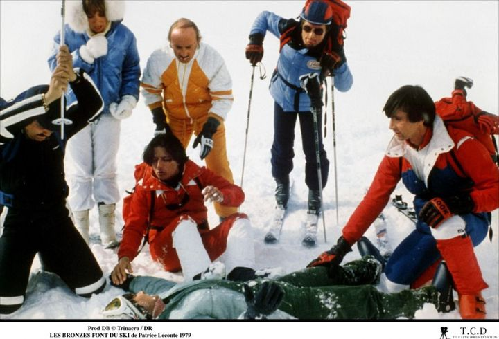 """""""Les Bronzés font du ski"""" de Patrice Leconte (1978) (STUDIOCANAL)"""