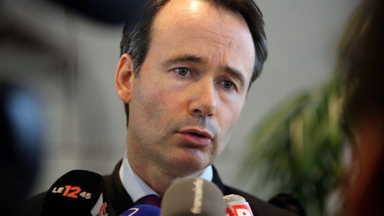 """""""Nordahl Lelandais n'a, jusqu'à présent, pas coopéré avec les services de l'enquête"""" estime l'avocat des parents de Maëlys, Me Fabien Rajon. (JEAN BENOIT VIGNY / MAXPPP)"""