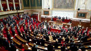 Assemblée nationale, Paris, 2004 (MAXPPP)