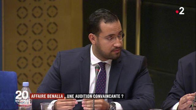 Affaire Benalla : une audition convaincante ?