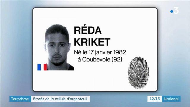 Terrorisme : le procès de la cellule d'Argenteuil s'est ouvert