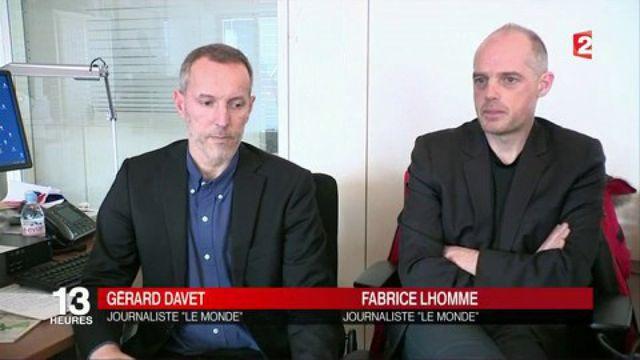 """François Fillon : nouvelles révélations dans """"Le Monde"""""""