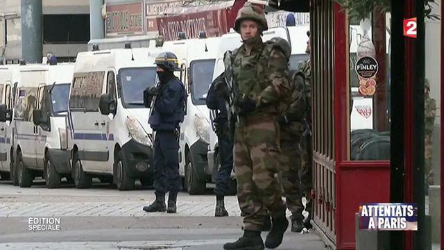 Opération anti-terroriste : l'angoisse des habitants de Saint-Denis