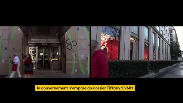Economie : l'alliance LVMH et Tiffany devant les tribunaux
